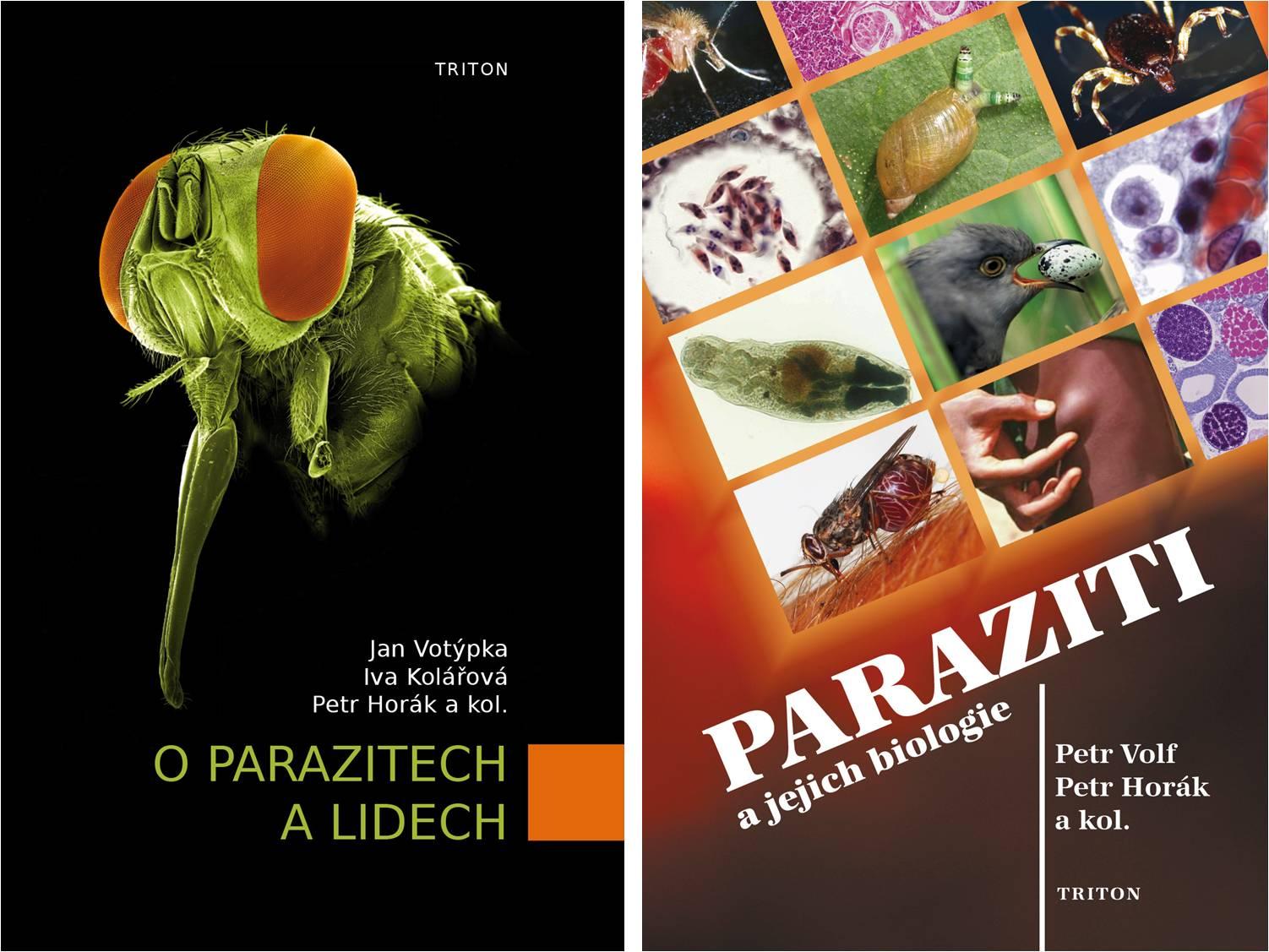paraziti a jejich biologie)