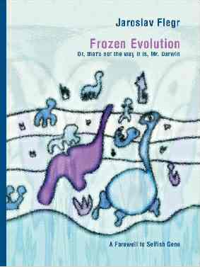 Coverpage of the Frozen Evolution
