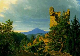 obraz věže
